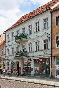Rynek 3 - fasada